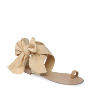 Guiseppe Zanotti's beautiful blush sandals